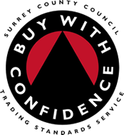 Buy With Confidence. Surry County Council.