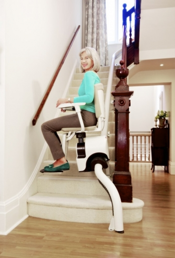Stairlifts.